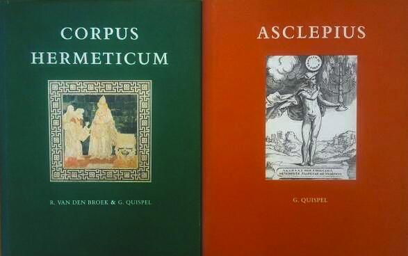 CorpusHermeticum&Asclepius