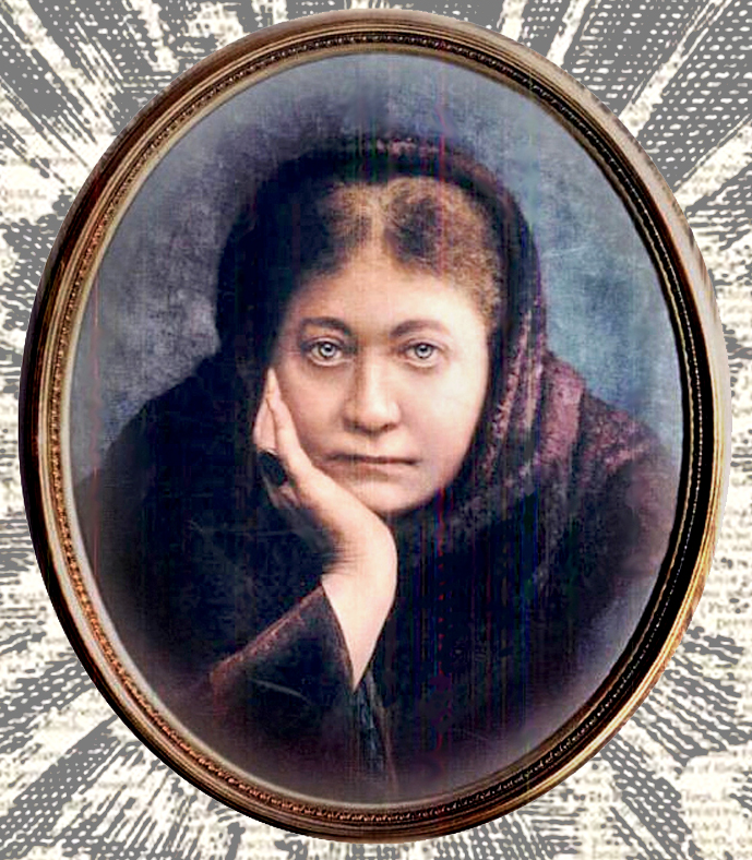 Madame Helena Petrovna Blavatsky