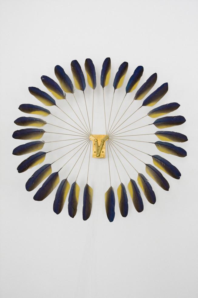 Rebecca Horn, 'Zen of Ara', 2011.