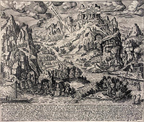 Khunrath, Amphitheatrum 1609