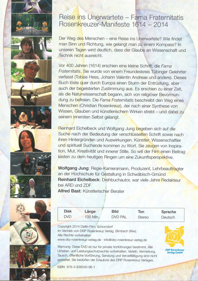 Cover DVD achterkant