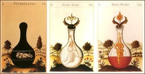 From Pretiosissimum Donum Dei, manuscript of the 17th c.