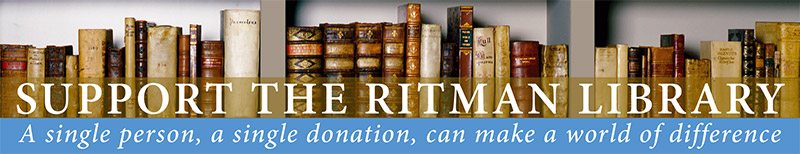 support-the-ritman-library